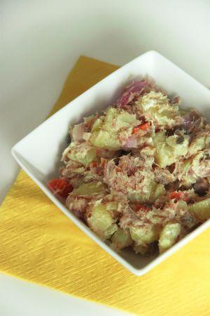 Recette Salade de pommes de terre au hareng