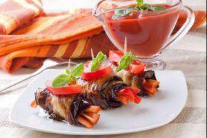 Recette Antipasti : légumes marinés à l'italienne