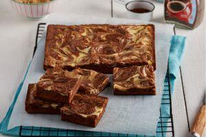 Recette Brownie au fromage frais