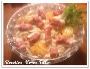 Recette Fenouil : Salade de fenouils à l'italienne