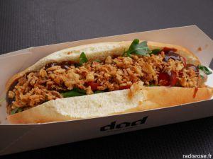 Recette Dad hot dog, la french touch de la street food
