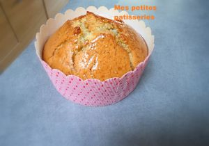 Recette Cake vanille/amande
