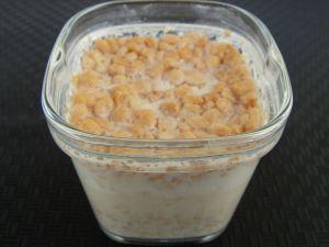 Recette Yaourts maison aux pommes et céréales protéinées (pour 8 pots)