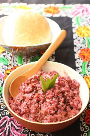 Recette Salade de betterave à la syrienne (Mutabel shawandar)