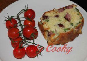 Recette Cake franc-comtois