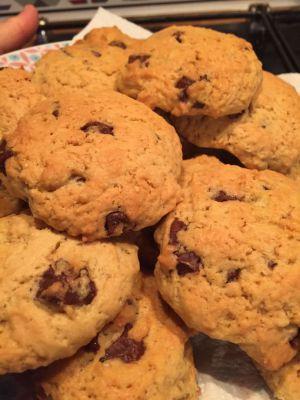 Recette Cookies chocolat & fève tonka