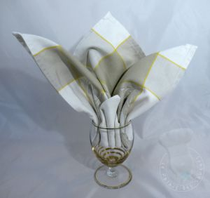 Recette Pliage de serviettes #3