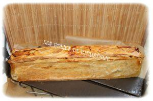 Recette Mini Pâté en croûte au canardhttp://storage.canalblog.com/39/90/752105/93180338.jpg