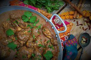 Recette Murg Vindaloo ou Poulet Vindaloo ~Cuisine Indienne ~