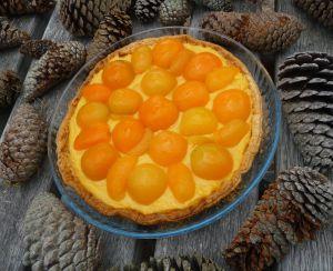 Recette Tarte tout abricot