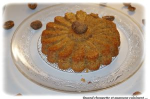 Recette Gâteau tres fondant aux noix