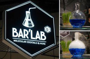 Recette BarLab du Futuroscope pour jouer à l'apprenti chimiste !