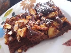 Recette Suave chocolat-pommes-noisettes