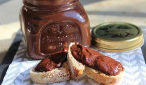 Recette Pâte à Tartiner : Chocolat, Noisettes, Bananes