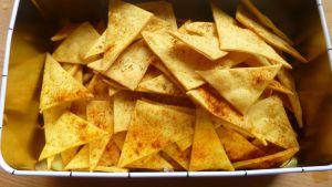 Recette Tortillas chips