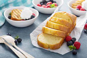 Recette Gâteau quatre-quarts léger