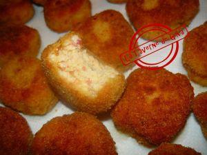 Recette Nuggets poulet-chorizo