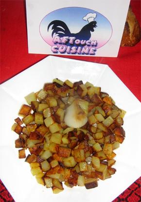 Recette land recette de r ti de porc sur aftouch cuisine for Aftouch cuisine com