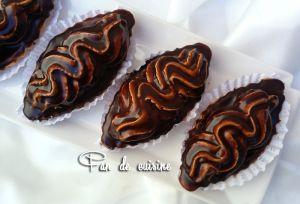 Recette Barquettes au nutella