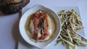 Recette Saltimbocca de poulet