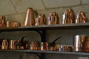 Recette Magie de Noël dans les cuisines de Chenonceau