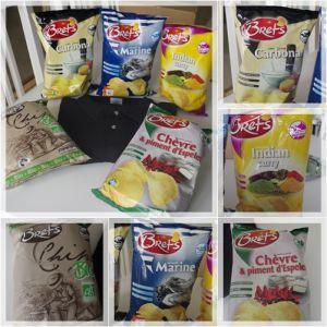 Recette Chips Bret's