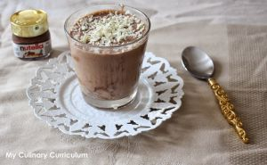 Recette Tiramisu au Nutella (Nutella tiramisu)