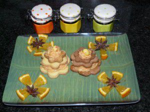 Recette Sables mandarine