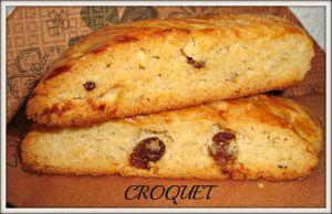 Recette Croquet