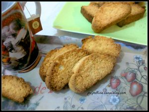 Recette Biscuits typiques des Pouilles: Biscotti della salute pugliesi