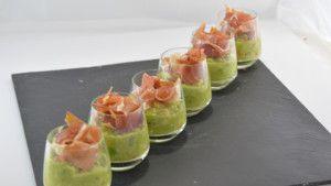 Recette Guacamole au jambon
