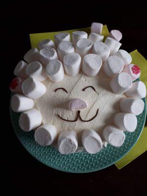 Recette Gâteau mouton #pâques