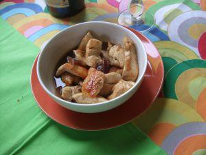 Recette Poulet au coca pour un Tour en Cuisine
