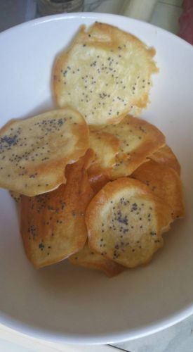 Recette Vraies fausses chips