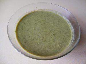 Recette Soupe de laitue