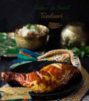 Recette Cuisses de Poulet Tandoori