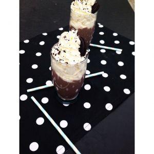 Recette Oreo milkshake ❤