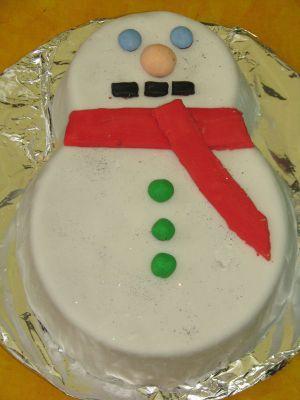 Recette Gâteaux de Noël décorés en pâte à sucre