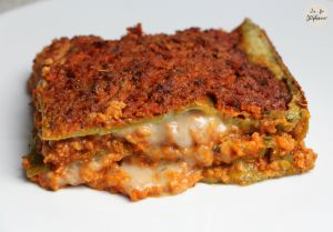 """Recette """"lasagne"""", un grand plat unique qui met tout le monde d'accord!"""