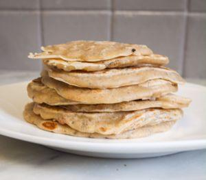 Recette Pancakes aux graines de chia (vegan / sans gluten)