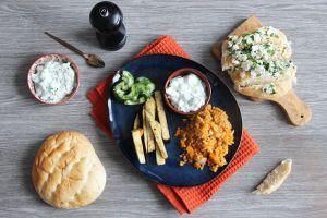 Recette Assiette turque