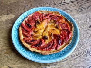 Recette Plaisir d'été – Ma tarte à la tomate