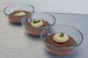 Recette Risotto au chocolat et fève tonka