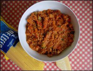 Recette Sauce pour pâtes