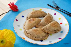 Recette Empanadas poireau – fromage (vegan)
