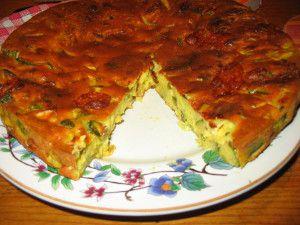 Recette Cuajada salée courgettes, chèvre et curry