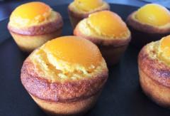 Recette Muffins à la polenta