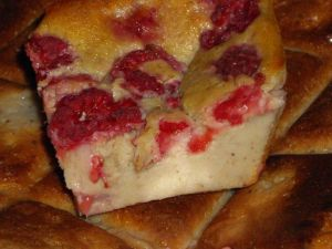Recette Cuajada framboise et pistache