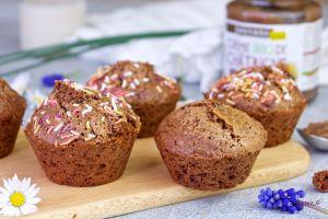 Recette Muffins chocolat-châtaignes VEGAN et sans gluten