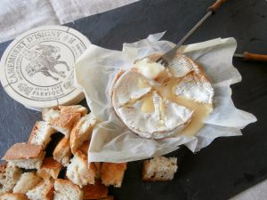 Recette Camembert fondu (Melted Camembert)